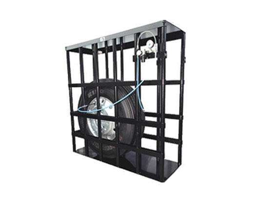 Inflation Cages